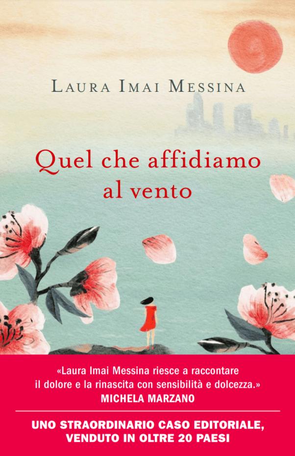 La copertina del Quel che affidiamo al vento di Laura Imai Messina