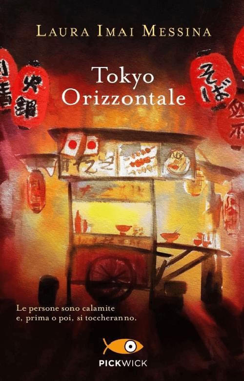 La copertina del Tokyo Orizzontale di Laura Imai Messina